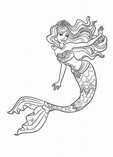 Malvorlagen In A Mermaid Tale 17 Best Images About Colouring Page On