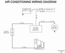 diagram car aircon air conditioning wiring pictures