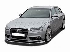audi a4 b8 8k facelift r2 front bumper extension