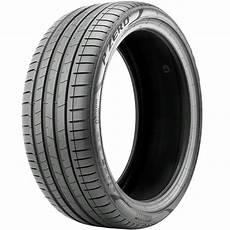 4 new pirelli p zero pz4 luxury 235 35r19 tires