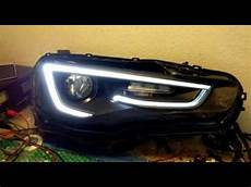 fse testing audi a5 style headlights
