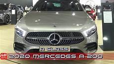 2020 mercedes a class a 200 exterior and interior 2019