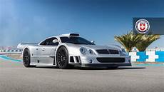 Stunning Mercedes Clk Gtr With Satin Black Hre Wheels