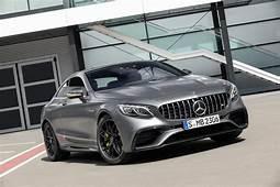 Nieuwe Mercedes AMG S 63 4MATIC  Coup&233 En Cabriolet & 65