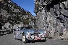 Dates For 2016 Historique Monte Carlo Rallye Announced