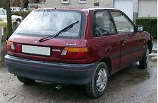 1998 Toyota Starlet Iii P9 Pictures Information And