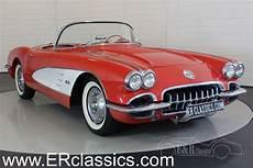 chevrolet corvette c1 chevrolet corvette c1 1958 for sale at erclassics