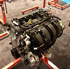 Ford Introduces Four Cylinder Crate Engine