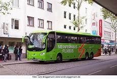 Foto Meinfernbus Flixbus In Bremen An Der Haltestelle Hbf