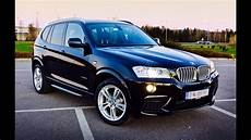 Bmw X3 2014 - 2014 bmw x3 xdrive35i startup exhaust and in depth review