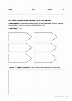 current events template worksheet free esl printable worksheets made by teachers