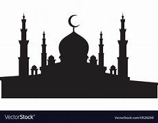 Masjid Vector Hd Gambar Islami