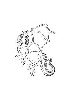 ausmalbilder drachen fabelwesen x13 ein bild zeichnen