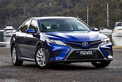 Toyota Prepare All New Camry For NZ Debut  News Driven