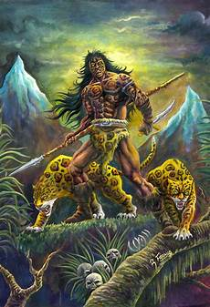 the jaguar god tepeyollotl god of the earthquakes echos and jaguars