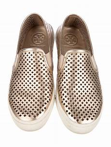 burch metallic slip on sneakers shoes wto114529