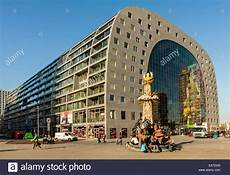 Exterior View Of The New Market Or In Markthal
