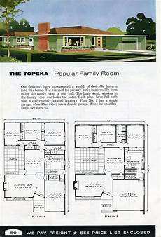 aladdin house plans aladdin kit houses 1962 in 2020 vintage house plans