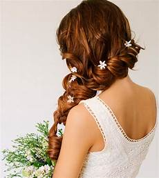Ways To Style Hair For A Wedding