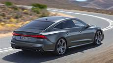 audi s7 sportback new audi s6 and s7 sportback arrive with turbo v 6 power