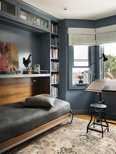 Multifunctional Storage Furniture Design Idea Adding Guest Bed Space Saving Interior Design