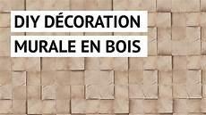 Diy D 233 Coration Murale En Bois