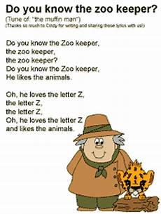zookeeper man song