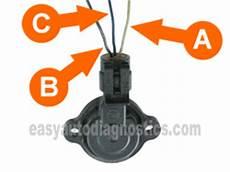part 2 how to test the gm 2 4l throttle position sensor tps