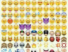 herz smiley oder affe das sind eure lieblings emojis