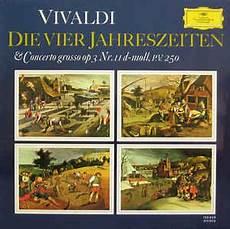 Vier Jahreszeiten Malvorlagen Quest Vivaldi Die Vier Jahreszeiten Concerto Grosso Op 3 Nr