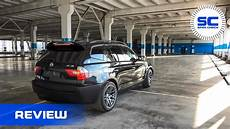 bmw x3 e83 tuning bmw x3 e83 3 0i visual styling and suspension tuning