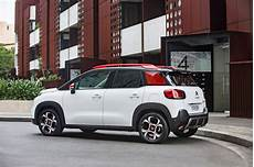 Citroen Joins Compact Suv Race With C3 Aircross Forcegt