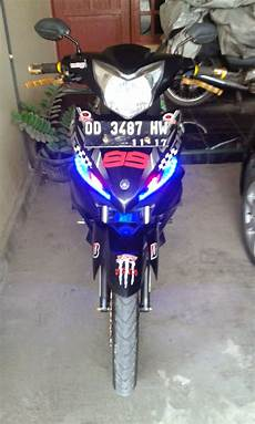Variasi Motor Mx by Cara Membuat New Jupiter Mx Lebih Gagah Variasi New