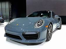2017 Porsche 911 Turbo & S  North American Auto