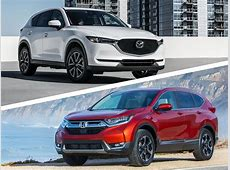 2017 Honda CR V vs 2017 Mazda CX 5: Which is Best