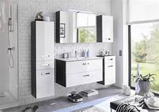 Badezimmer Weiß Grau - badezimmer set 5 tlg manhattan bega weiss hg grau