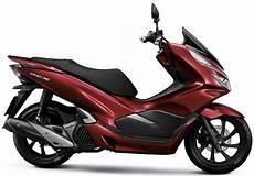 Pcx Modifikasi 2018 by Pilihan Warna All New Honda Pcx150 2018 Indonesia