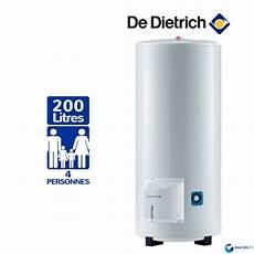 Chauffe Eau Electrique 200l De Dietrich Cor Email Ths