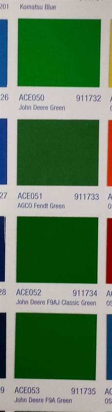 green paint color codes deere green ppg paint code mytractorforum com the friendliest tractor and best