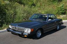 how does cars work 1985 mercedes benz sl class engine control classic 1985 mercedes benz 380 sl for sale dyler