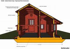 insulated dog house plans cb100 combo plans chicken coop plans construction