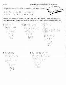 pre algebra worksheets and answer key 8326 39 pre algebra and algebra joke worksheets with answer by plant problems