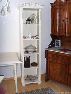 Kleines Regal Weiß - regal holz creme weiss antik shabby chic vintage landhaus
