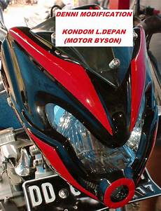 Variasi Vixion 2012 by Denni Modification Alat Variasi Lu Depan