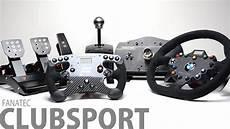 Fanatec Clubsport Sim Racing