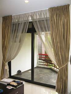 Future House Design Stylish Interior With Window Curtain