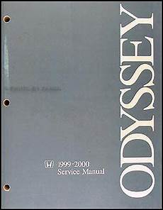 free service manuals online 2000 honda odyssey on board diagnostic system 1999 2004 honda odyssey repair shop manual original