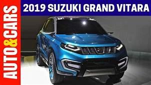2019 Suzuki Grand Vitara Preview  Cars Specs Release