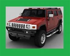 car manuals free online 2003 hummer h2 parking system hummer repair big car