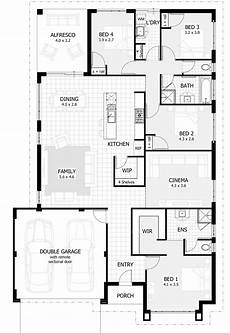 single storey house plans australia new home designs perth wa single storey floor plans